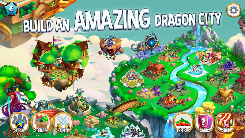 Tải Hack Dragon city cho Android