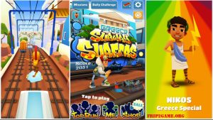 Tải game Subway Surfers MOD APK