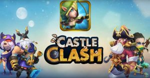 Castle Clash Hack MOD