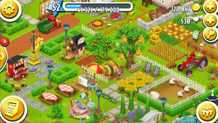 Hack Hay Day cho android