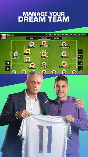 Top Eleven 2021 MOD MOney cho Android